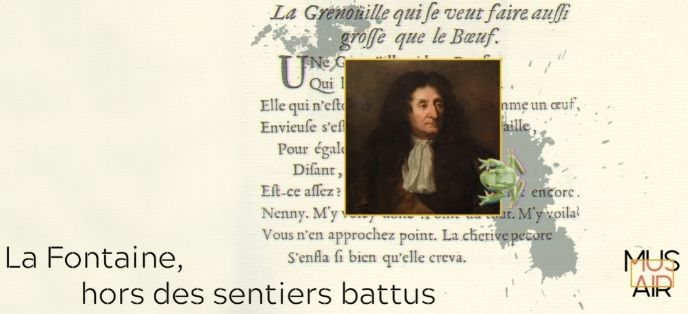 Création d'un parcours Jean de La Fontaine