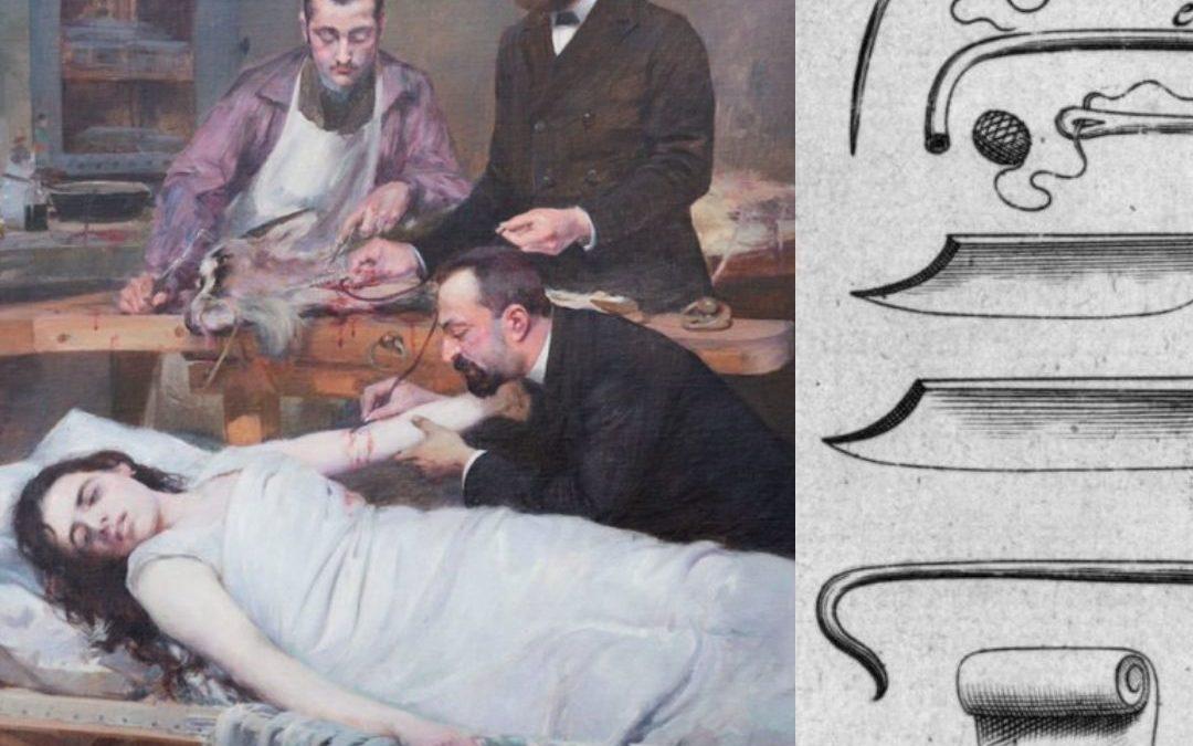 Jules Adler et la transfusion du sang de chèvre