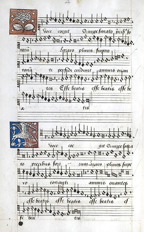 livre de chants polyphoniques