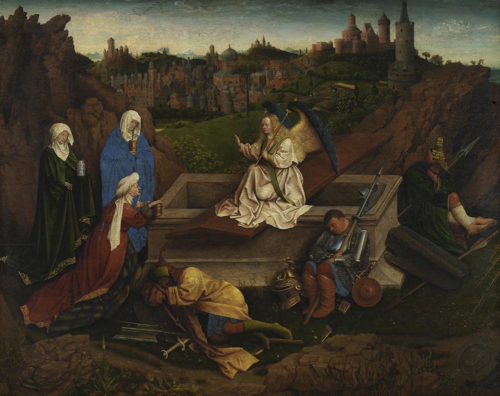 Trois Maries au Tombeau