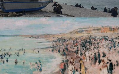 Jacques-Emile Blanche, Proust de Dieppe