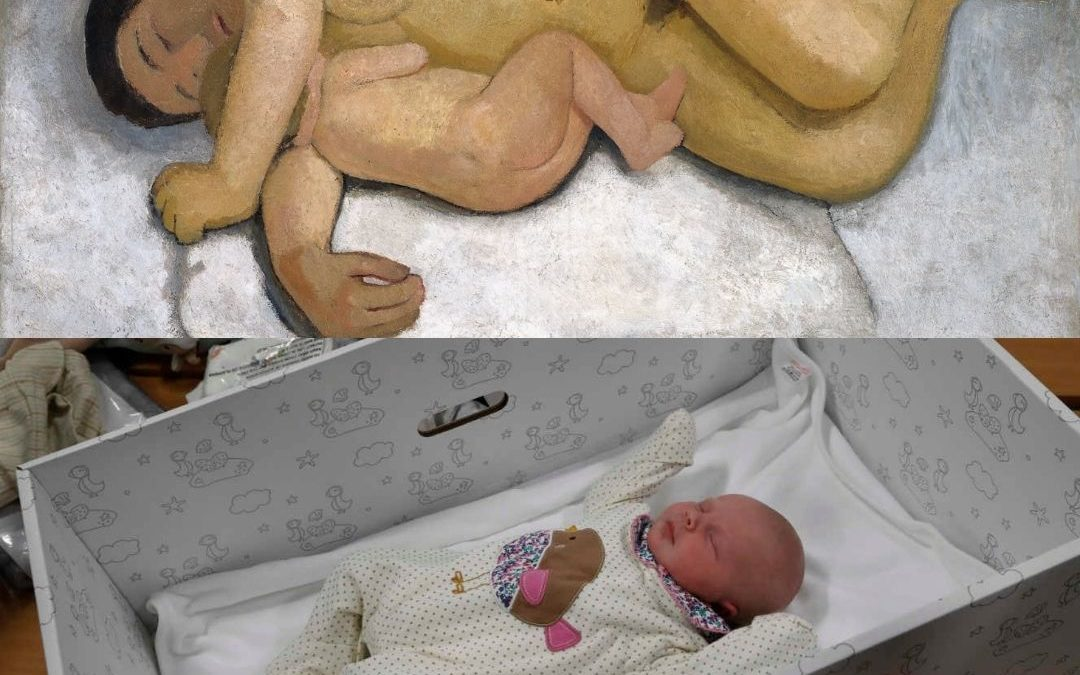 Paula Modersohn-Becker et les représentations de la maternité