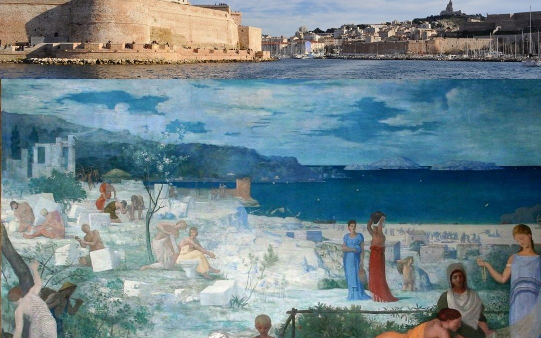 Puvis de Chavannes et les décors de Marseille