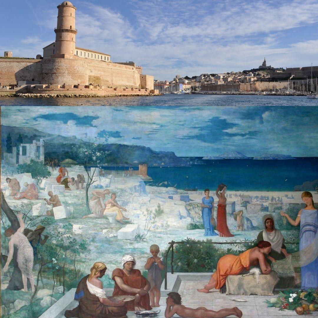 Marseille colonie grecque