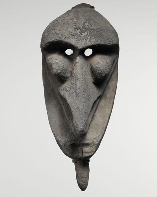 masque de l'ile de pentecôte