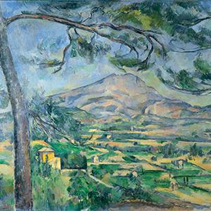 Montagne Sainte victoire Aix en Provence