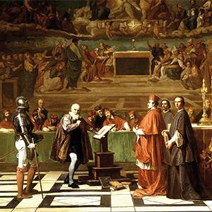 Proces de Galilee devant le saint office du vatican