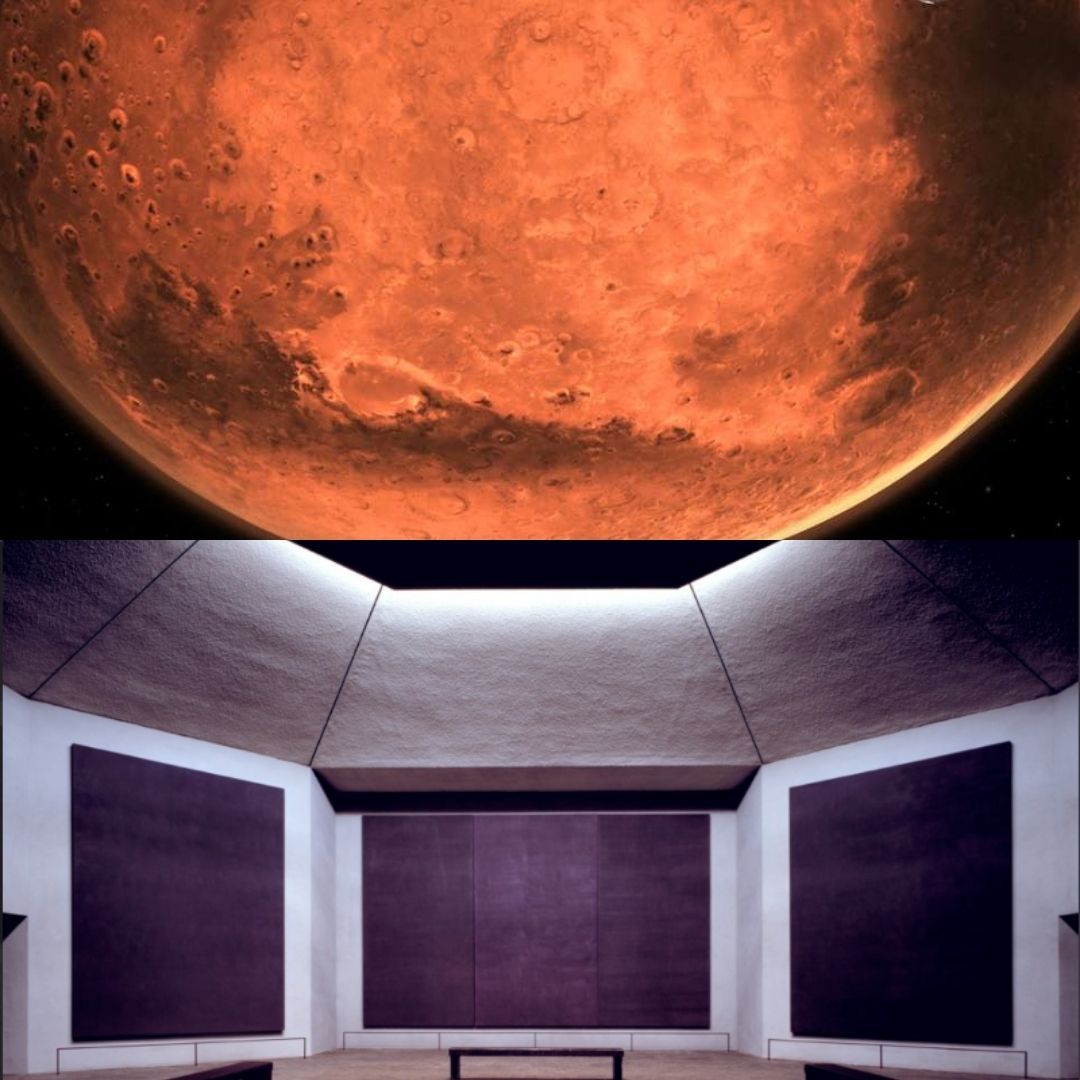 Musair-newsletter-planete-mars-chapelle-houston-mark-rothko