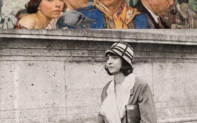 Arriver première, les femmes et le prix de Rome