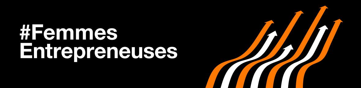 Valentine Rondelez sélectionnée programme femmes entrepreneuses orange